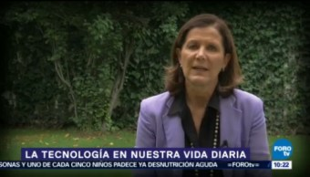 Implicaciones Tecnología Actividades Cotidianas Lucía Legorreta De Cervantes Tecnología