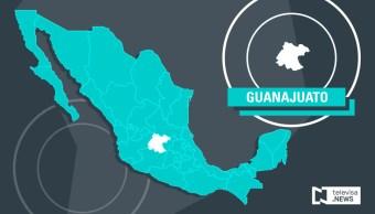 Incendio hoy consume planta recicladora calzado Guanajuato