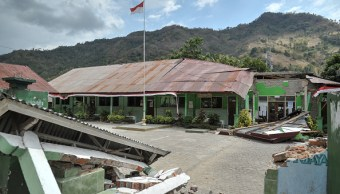 Sismo Indonesia de magnitud 6.9 sacude isla Lombok