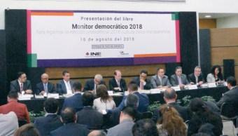 Consejeros del INE cumplirán la ley en cuanto a su salario: Marco Antonio Baños
