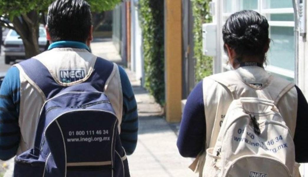 INEGI inicia levantamiento de encuesta sobre dinámica demográfica 2018
