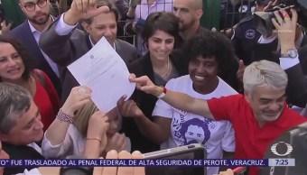 Inicia campaña electoral en Brasil con Lula como candidato