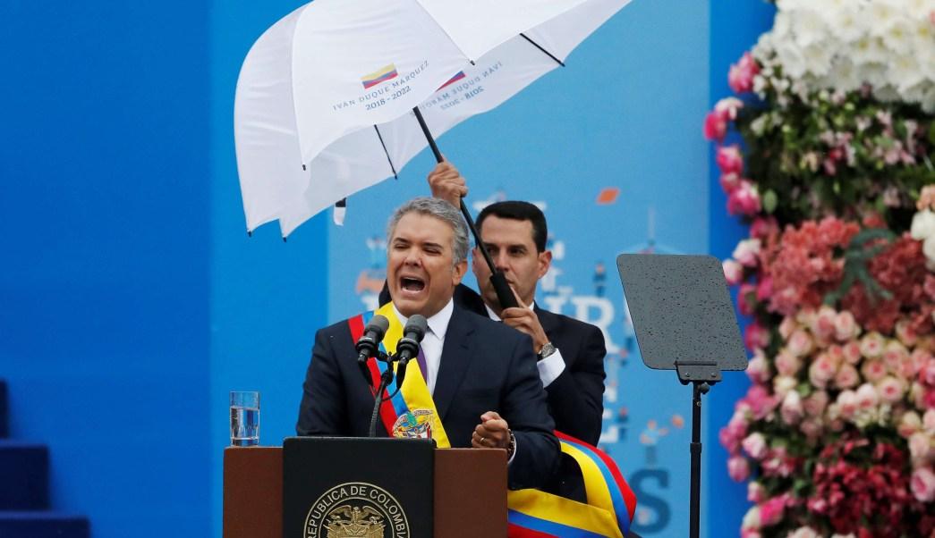 Iván Duque anuncia correctivos acuerdo paz FARC