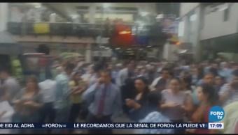 Fuerte Temblor Venezuela Causa Pánico Magnitud 7 Calles De Caracas