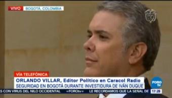 Iván Duque Propone Pacto Futuro Colombia