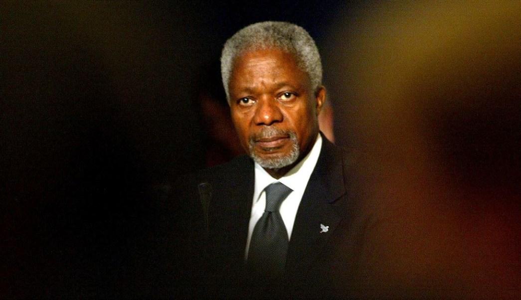 Kofi Annan y sus éxitos en la diplomacia internacional