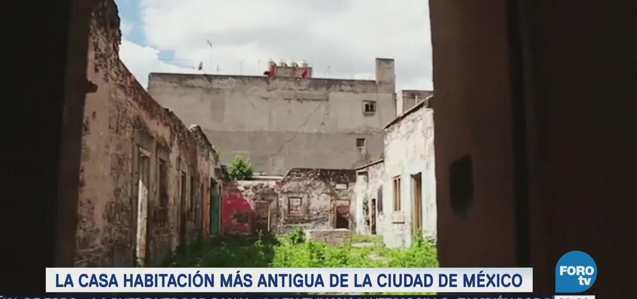 Casa Más Vieja Ciudad De México