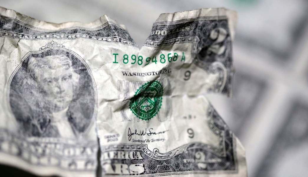Cotización del dólar hoy pierde centavos frente al peso