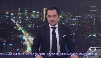 Las noticias, con Danielle Dithurbide: Programa del 6 de agosto del 2018
