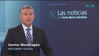 Las Noticias, con Karla Iberia: Programa del 20 de agosto de 2018