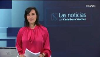 Las Noticias, con Karla Iberia: Programa del 7 de agosto de 2018