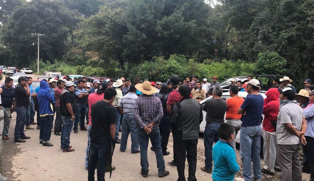 Linchan a colombiano en Tetela del Volcán, Morelos