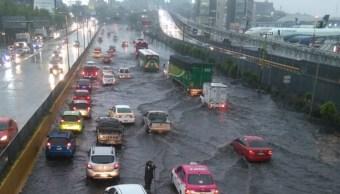 Lluvia en la CDMX continuará; activan alerta naranja en 6 delegaciones