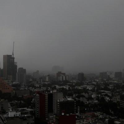 Activan Alerta Amarilla por lluvias en siete delegaciones