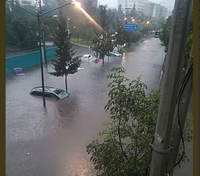 lluvia granizo jueves hoy 30 agosto mas fuertes temporada