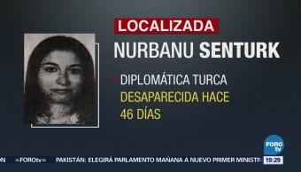 Localizan Diplomática Turca Secuestrada Cdmx Nurbanu Senturk