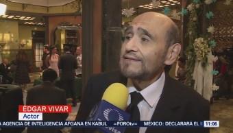 #LoEspectaculardeME: Edgar Vivar recuerda su trabajo en Chespirito