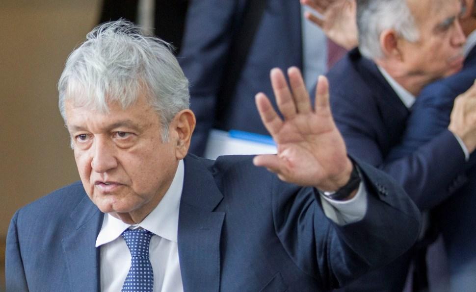 AMLO se reúne con integrantes del Consejo Mexicano de Negocios