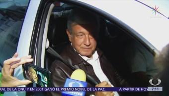 López Obrador anuncia que este lunes inicia formalmente la transición de gobierno