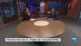 Proyectos Infraestructura Istmo Tehuantepec Gobierno AMLO