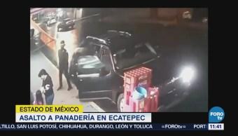 Los videos de los robos de esta semana en la CDMX