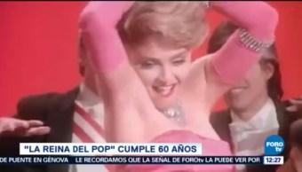 Madonna cumple 60 años