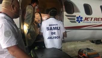 Muere mamá del bebé Tadeo, víctima de atentado a exfiscal, en Jalisco