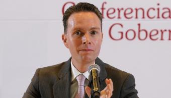 Manuel Velasco solicita licencia para ser senador