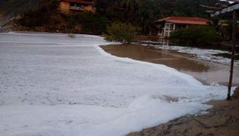 Mar de Fondo: reabren puertos en Oaxaca