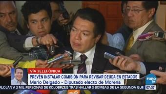 Mario Delgado: Comisión bicameral busca detener despilfarro