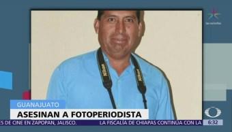 Matan al fotoperiodista Rodolfo García en Guanajuato