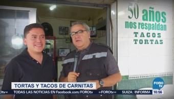 Viernes Culinario Tacos De Carnitas Enrique Muñoz Ricos Tacos