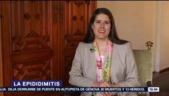 Conozca Síntomas Epididimitis La Doctora Rosario Laris Inflamación En Un Tubo Testículos