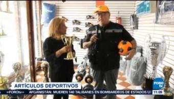 Conozca La Labor De Un Experto Artículos Deportivos Enrique Muñoz Tienda De Artículos Ciudad De México
