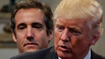 Michael Cohen admite pagar por silencio de mujeres de Trump