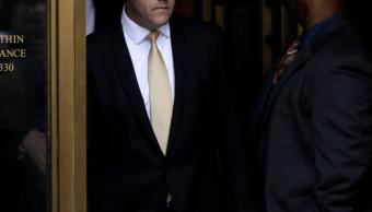 Exabogado de Trump, Michael Cohen, no aceptaría indulto