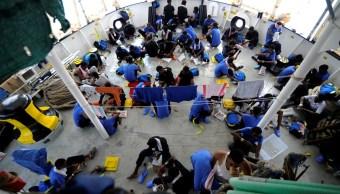 Malta acepta albergar barco Aquarius con 141 inmigrantes