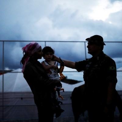 Brasil planea limitar ingreso de venezolanos, dice Temer