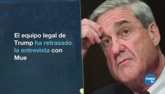 Mueller Interrogar Donald Trump Rusiagate Elecciones EU