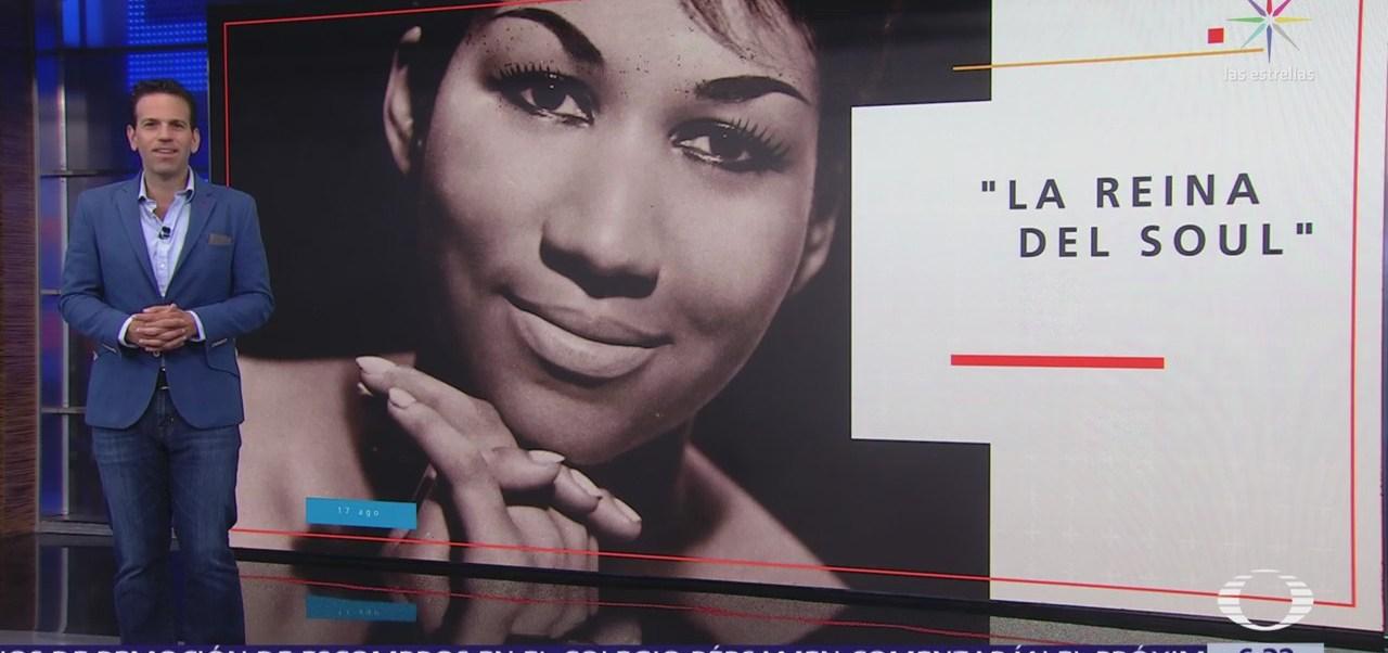 Muere la Reina del Soul, Aretha Franklin