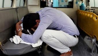 Atentado suicida en escuela de Kabul deja 48 muertos