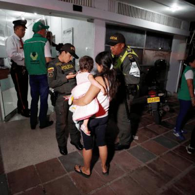 Colombia enfrenta el fenómeno migratorio más grande de su historia