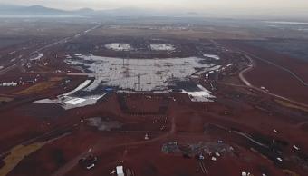 Mitofsky: Mayoría se inclina por aeropuerto en Texcoco