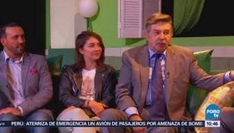 Ortiz de Pinedo habla sobre Cosas de papá y mamá