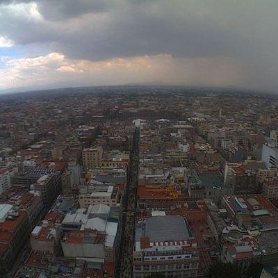 Ciudad de México tendrá lluvias con caída de granizo