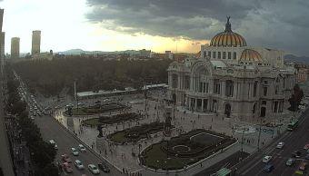Prevén lluvias y actividad eléctrica para la Ciudad de México