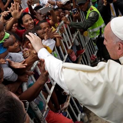 El papa Francisco pidió no condenar a los niños y niñas homosexuales