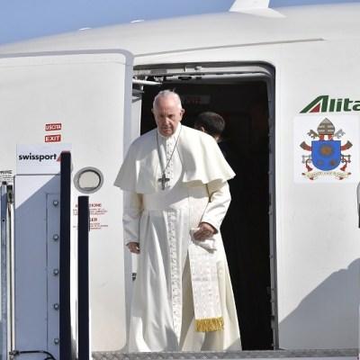 Reportero italiano admite que ayudó a redactar denuncia contra el papa