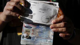 Pasajeros del vuelo accidentado de Aeroméxico regresan