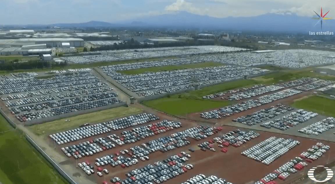 Volkswagen es acusada por pérdida de cosechas en Puebla